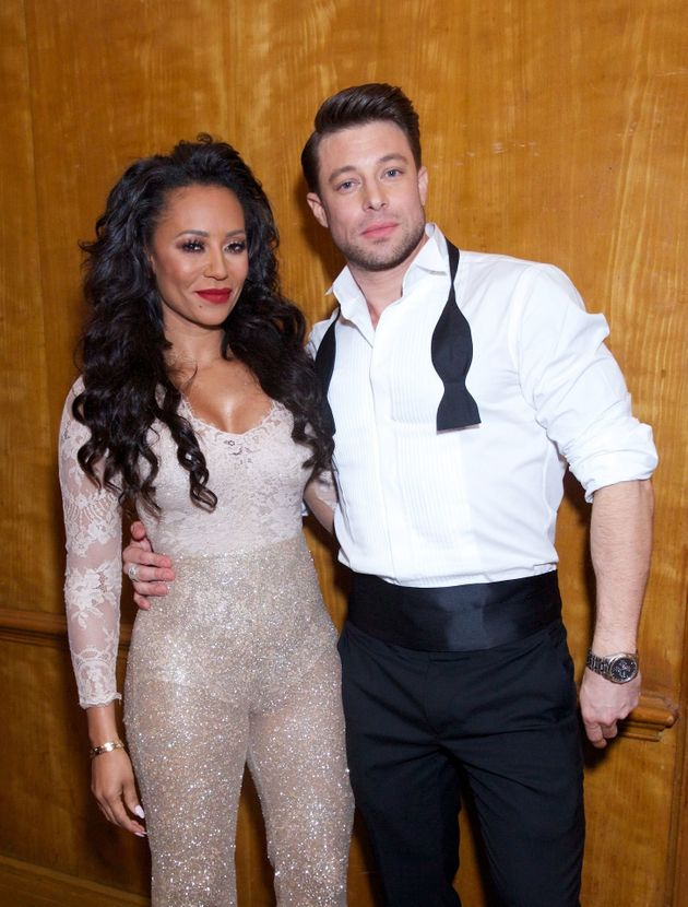 Mel B and Duncan