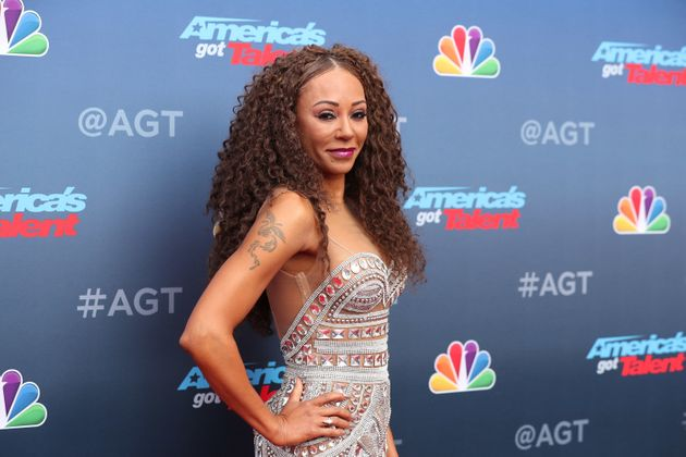 Mel B is currently a judge on 'America's Got