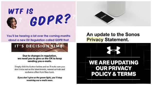 GDPR Sounds Dull But Here's Why Those Emails And Website Pop-Ups Were