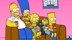 """""""Les Simpson"""" viennent de battre un très vieux record de la télé américaine"""