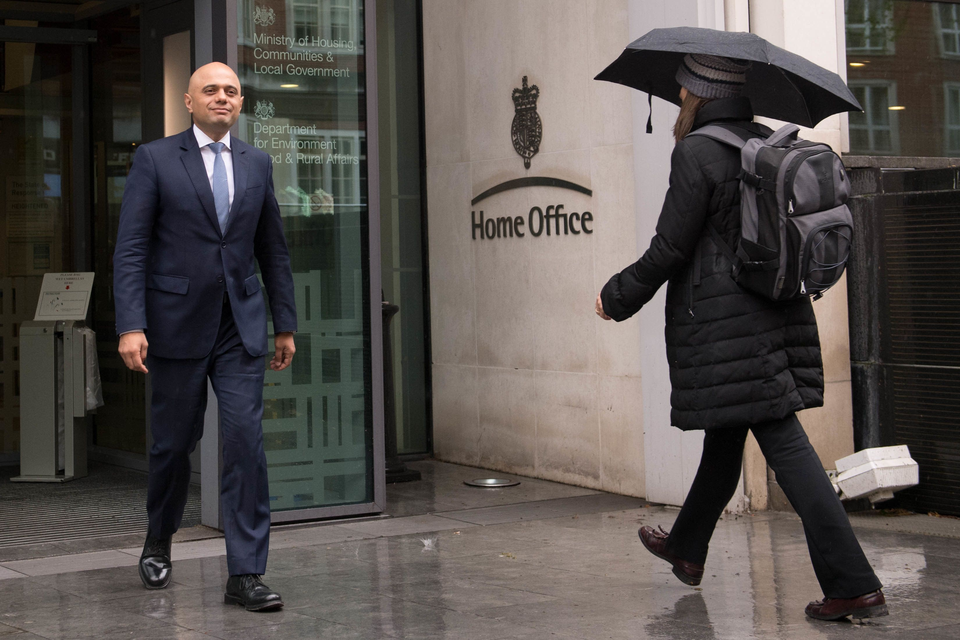 Ending Brutal, Secret Deportations Must Be At The Top Of Sajid Javid's To Do