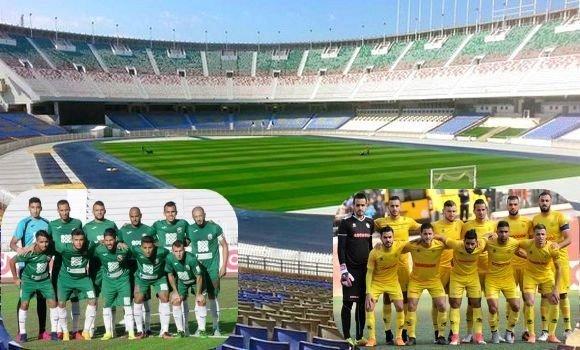 Finale Coupe d`Algérie/JS Kabylie-USM Bel-Abbès: un remake après 27
