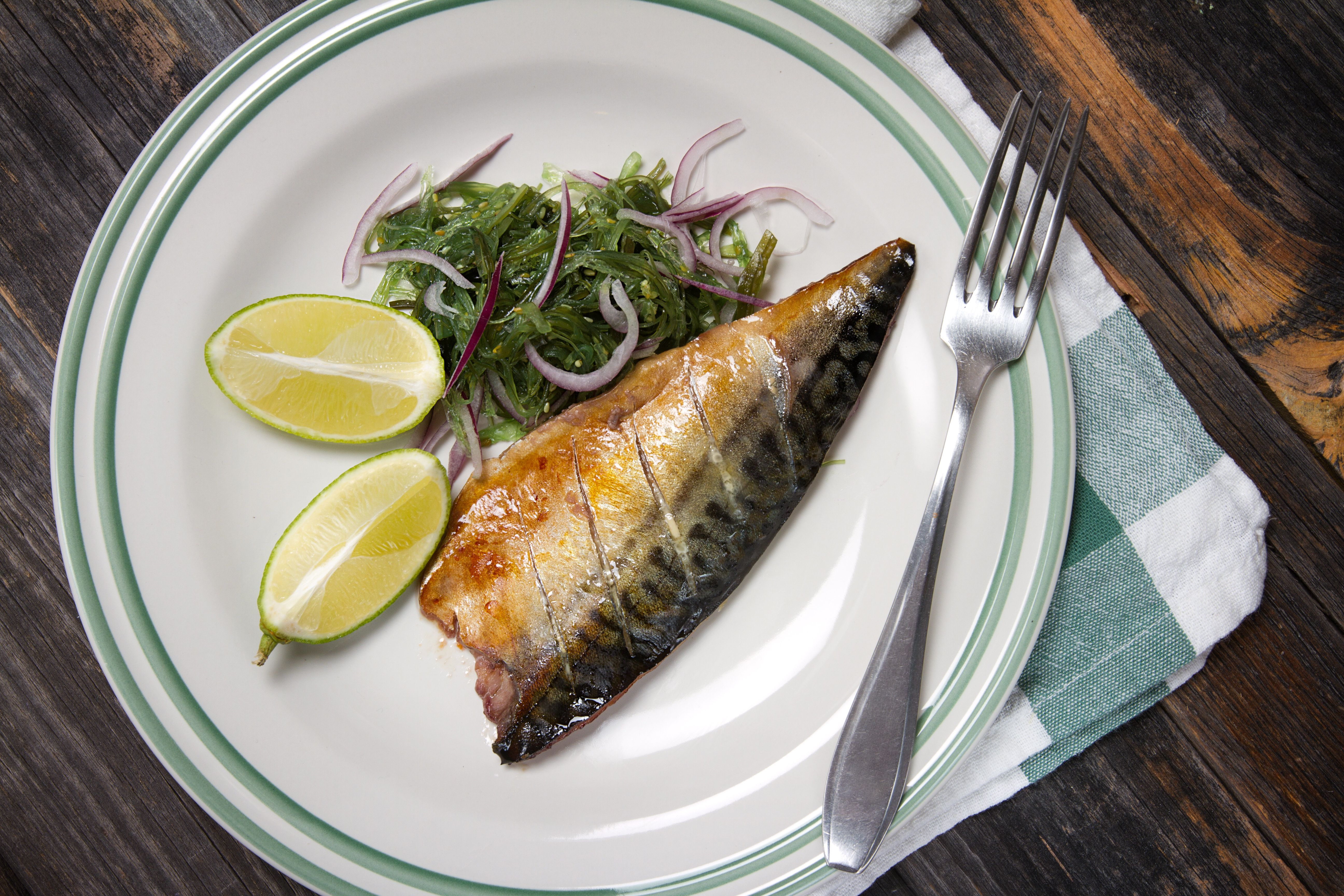 Oily Fish And Legumes 'Could Delay Menopause By 3
