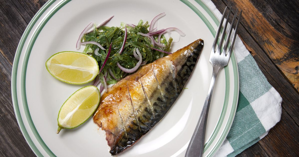 Eating oily fish and legumes could delay the menopause, new study claims