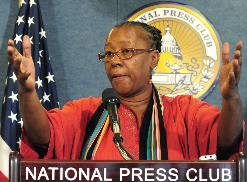 CEO Bertha Lewis said ACORN could have weathered the storm if Democrats hadn't turned their