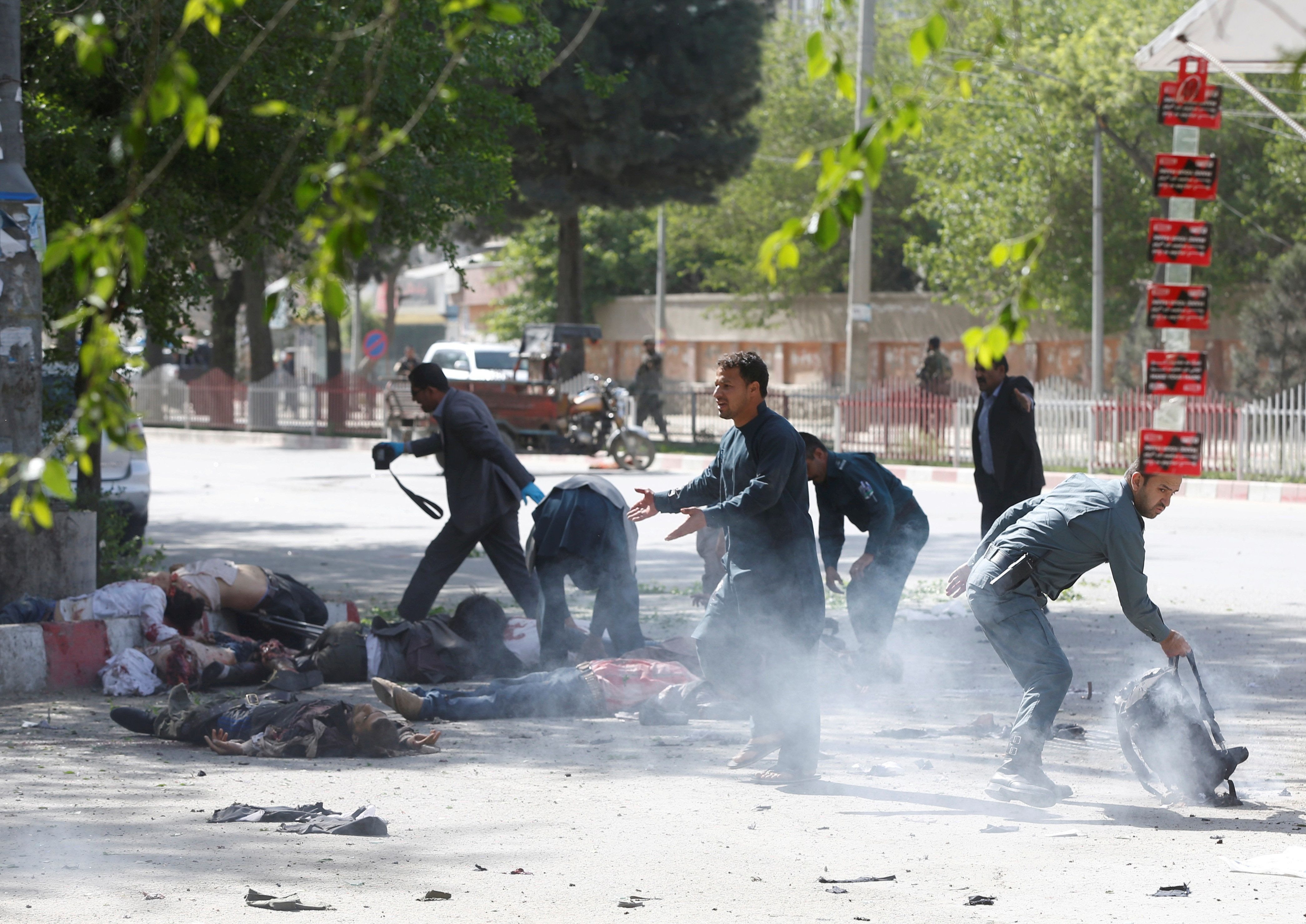 Afghanistan Bombings Result in Country's Deadliest Day For