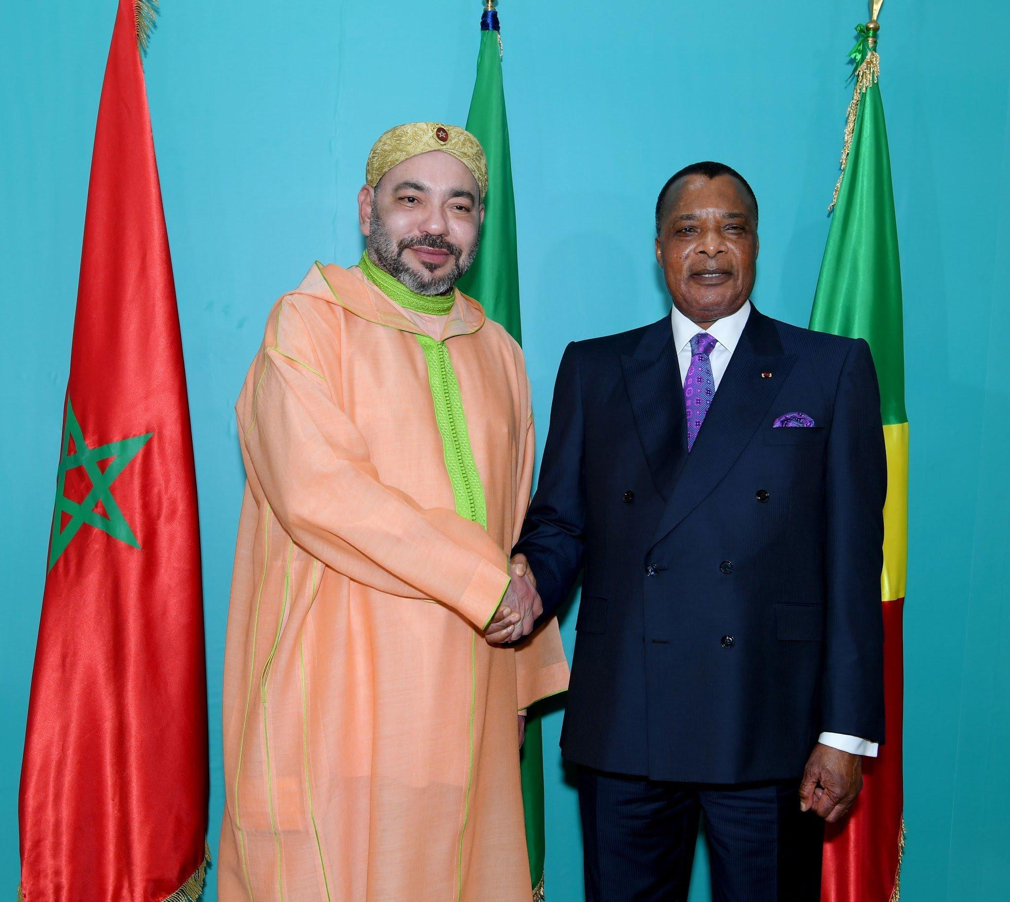 14 accords signés entre le Maroc et la République du