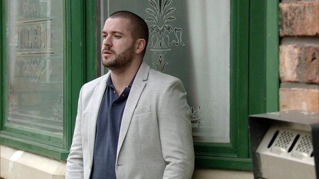 Shayne has played Aidan for three