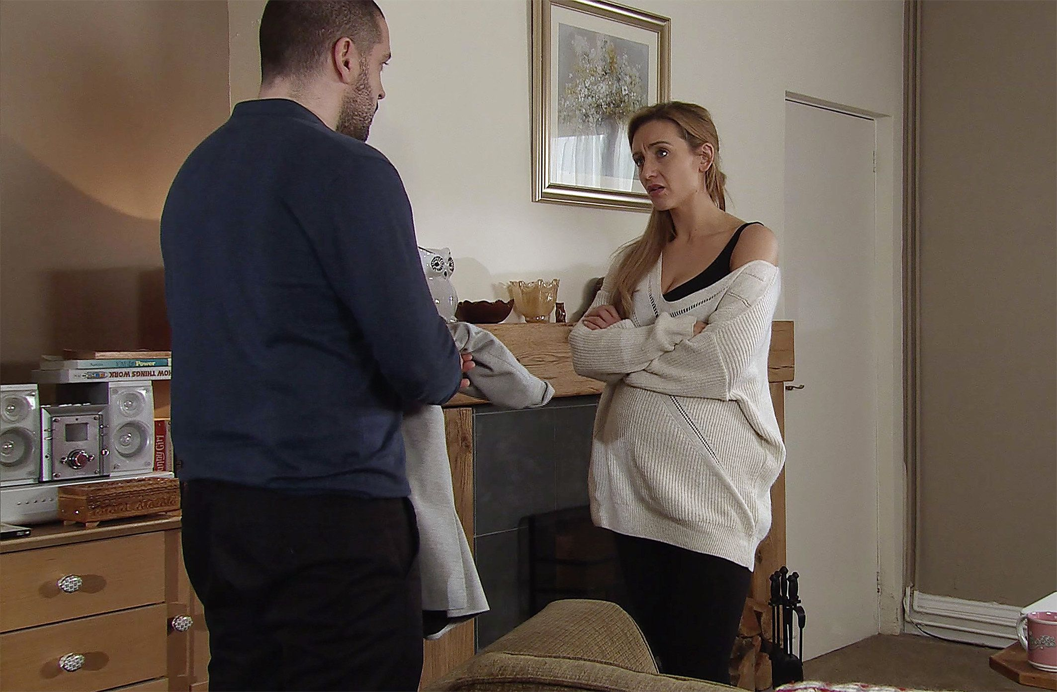 Catherine Tyldesley Says Corrie's Male Suicide Storyline Is 'The Most Important Story To
