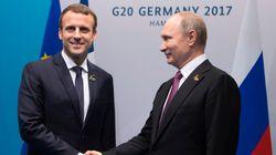 Τηλεφωνική επικοινωνία Πούτιν - Μακρόν για το πυρηνικό πρόγραμμα του