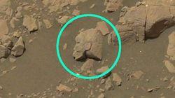 Η τελευταία φωτογραφία της NASA από τον Άρη προκαλεί