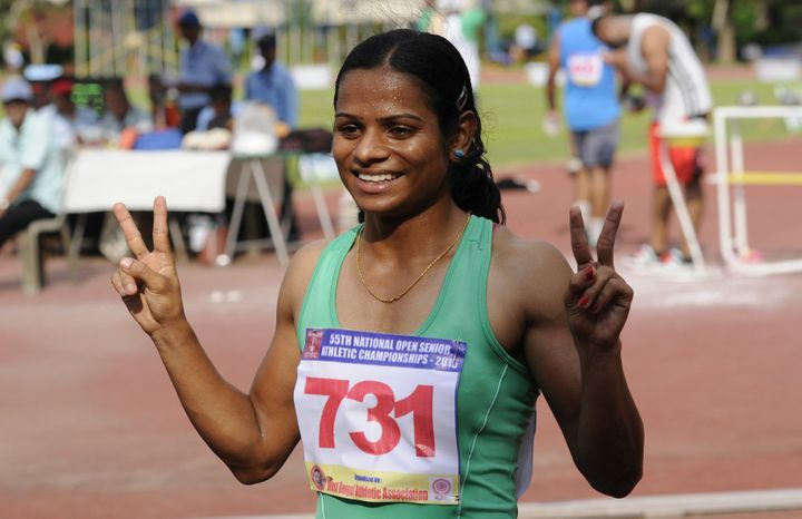 Sprinter Dutee Chand of India won a battle with the IAAF over testosterone levels.