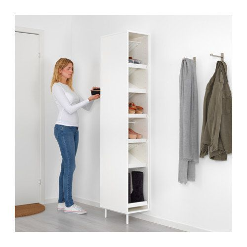 """A <a href=""""https://www.ikea.com/us/en/catalog/products/90334749/"""" target=""""_blank"""">practical solution for bigger entryways</a>"""