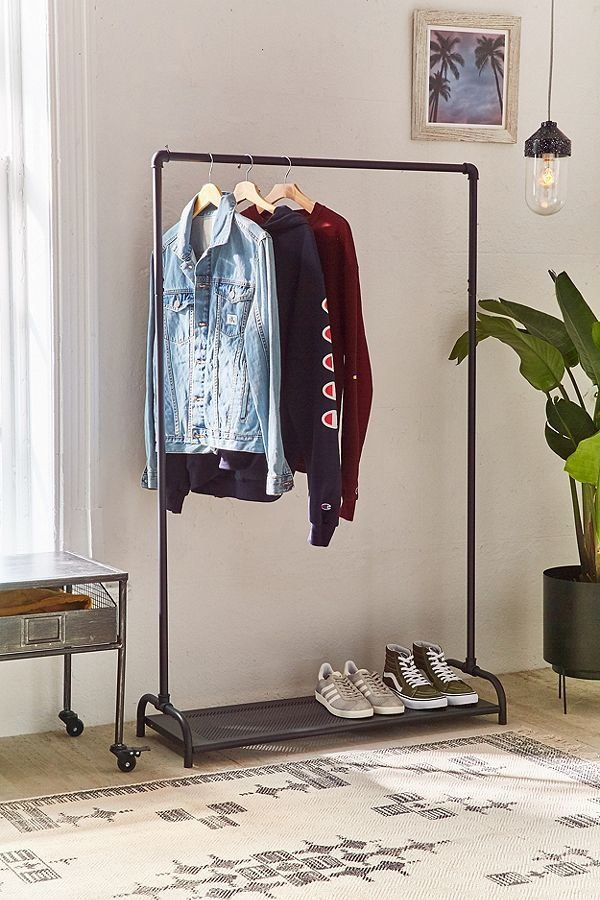 """Get it at <a href=""""https://www.urbanoutfitters.com/shop/pipe-clothing-rack?category=SEARCHRESULTS&color=001"""" target=""""_bla"""