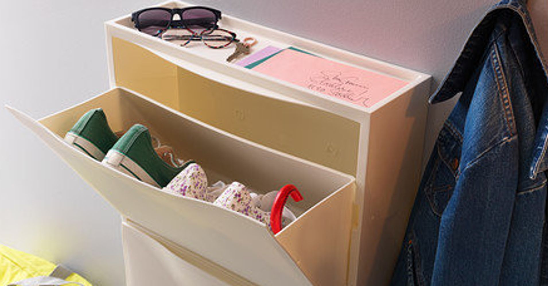 15 Smart Ways To Store Shoes In Small Spaces