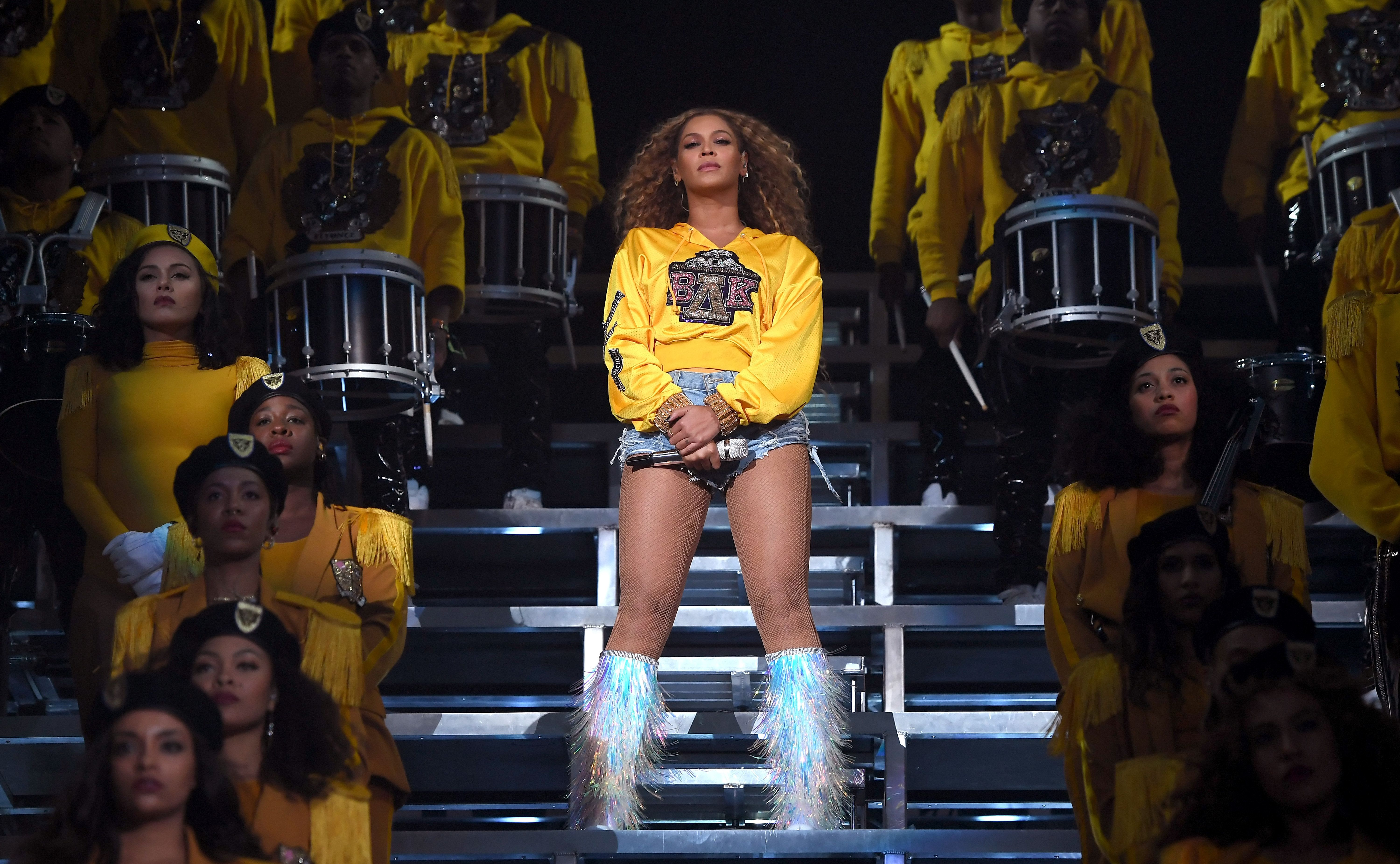 Beyoncé's Coachella performances, in April in Indio, California, made an important statement about how we should