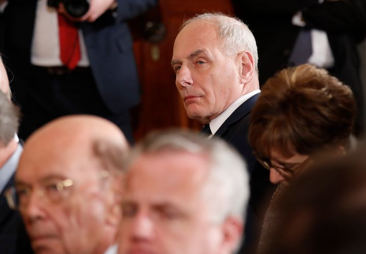 White House chief of staff John Kelly has disparaged President Donald Trump's intelligence on several occasions, accordi