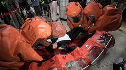 취객 구조하다 폭행당한 구급대원이 뇌출혈로