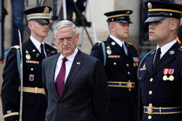 Μάτις: Απομακρύνεται το ενδεχόμενο άμεσης απόσυρσης των αμερικανικών δυνάμεων από τη