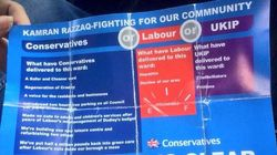 Tory Candidate Suspended After Leaflet Claims Labour Brought Hepatitis To The Local