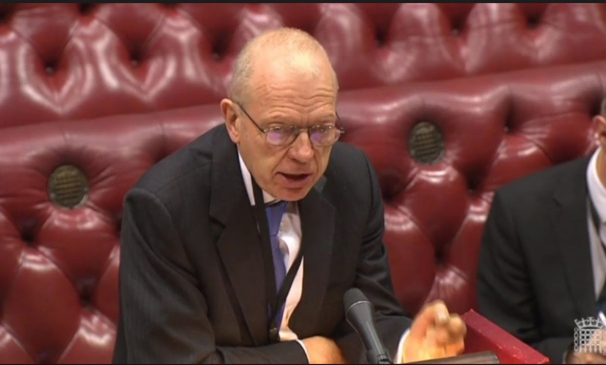 Lords aim to take no-deal threat away