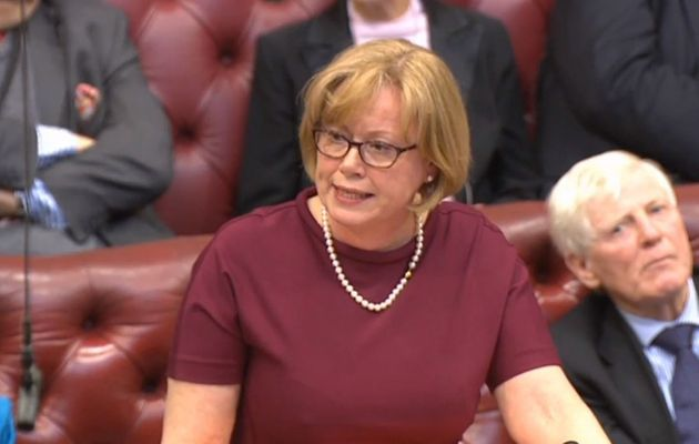 Labour's Lords leader Baroness