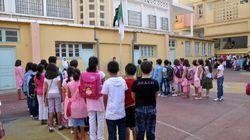 Education nationale: l'arrêt des cours, fixé au 30