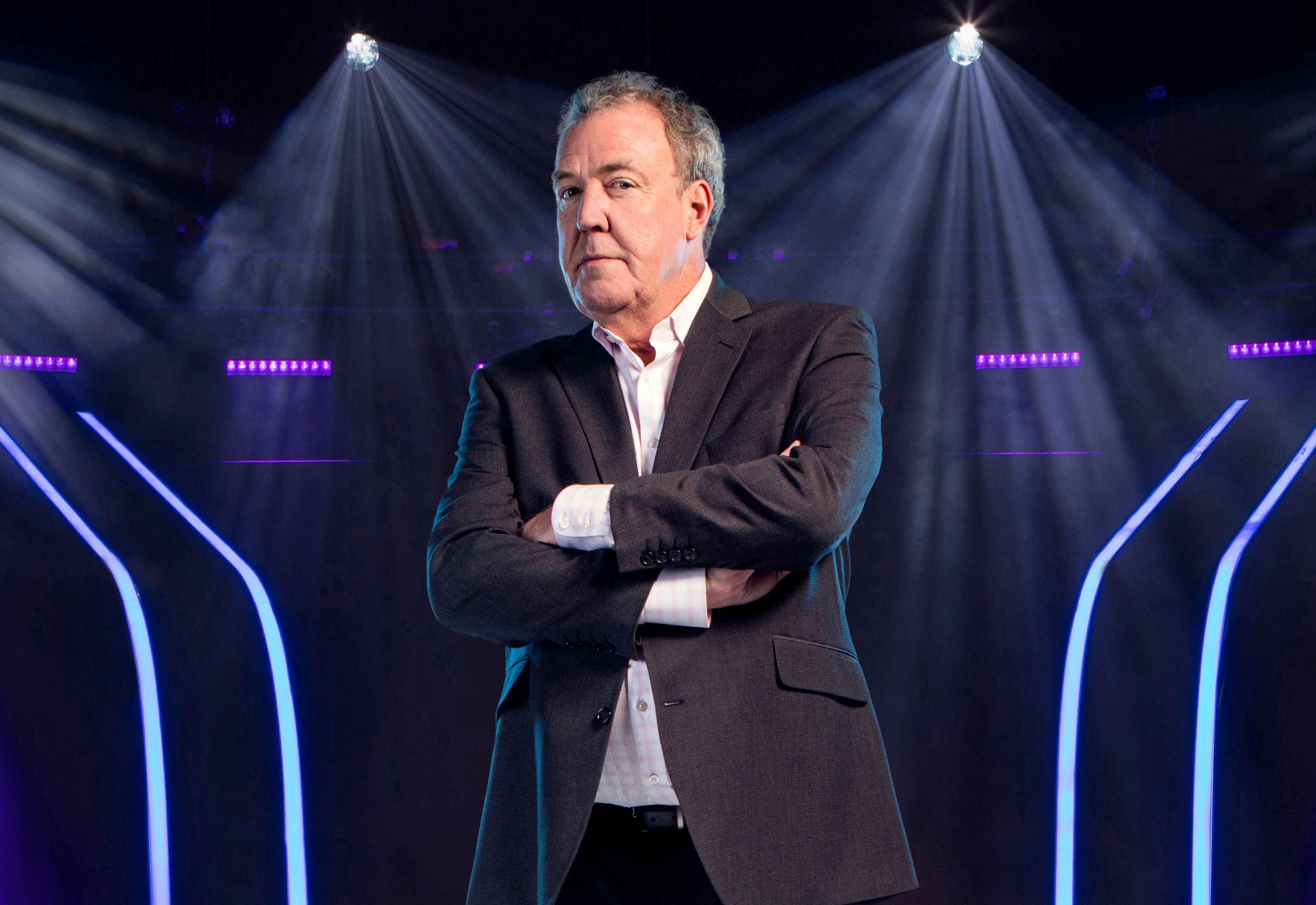 Jeremy Clarkson's Knowledge Put To The Test With New 'Who Wants To Be A Millionaire?'