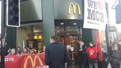 McStrike: McDonald's Workers Demand Jobs You Can Build a Life