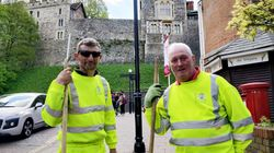 Meet The Workers Of Windsor Helping To Make The Royal Wedding Happen