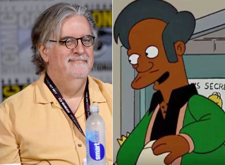 'Simpsons' Creator Matt Groening Says Apu Controversy Is 'People Pretending To Be