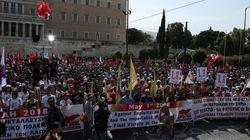 Ολοκληρώθηκαν τα συλλαλητήρια για την εργατική Πρωτομαγιά. Πώς κινούνται σήμερα τα μέσα μαζικής