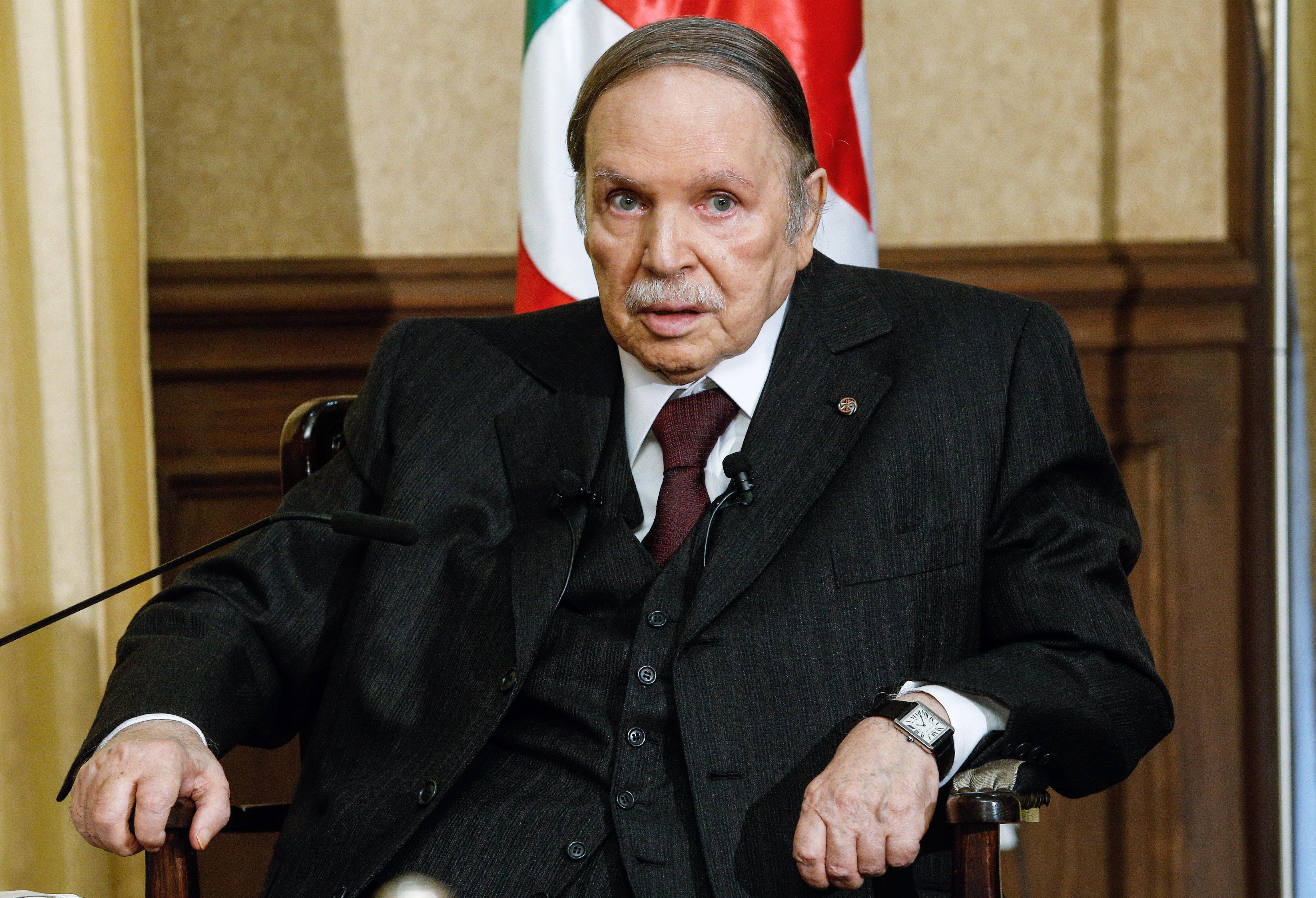 Texte intégral du message du Président Bouteflika à l'occasion du 1er