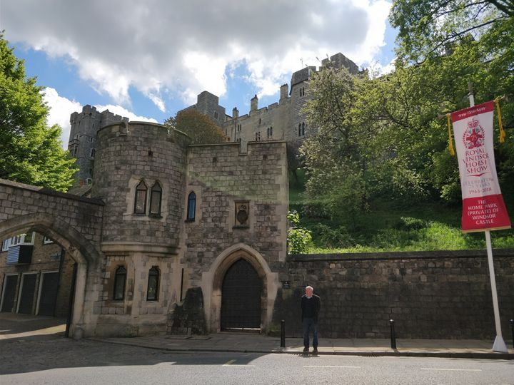 Windsor castle will become a hive of activity in the coming week.
