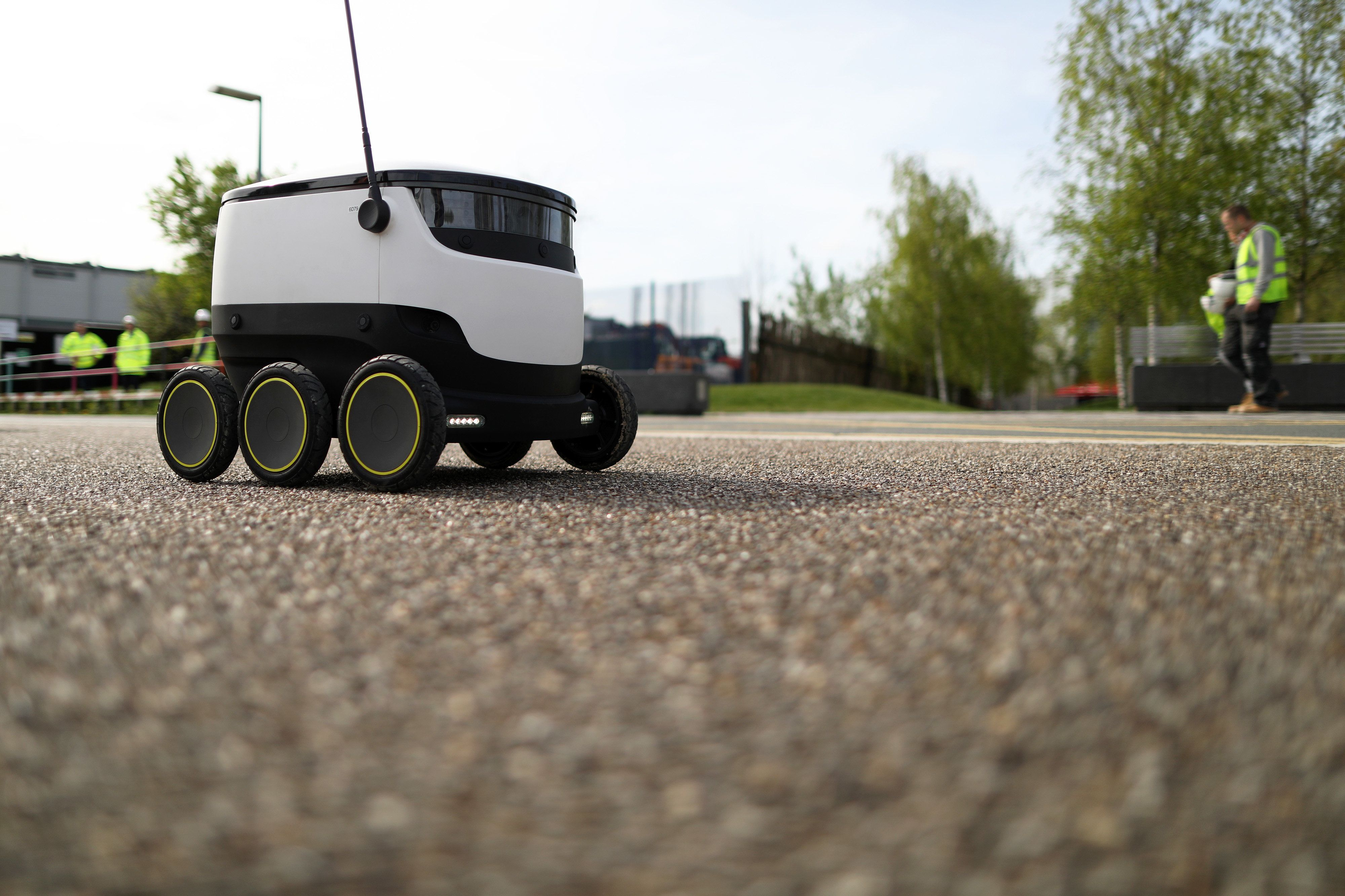This Robot Could Soon Be Delivering Your
