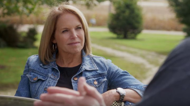 "Katie Couric on ""America Inside Out."""
