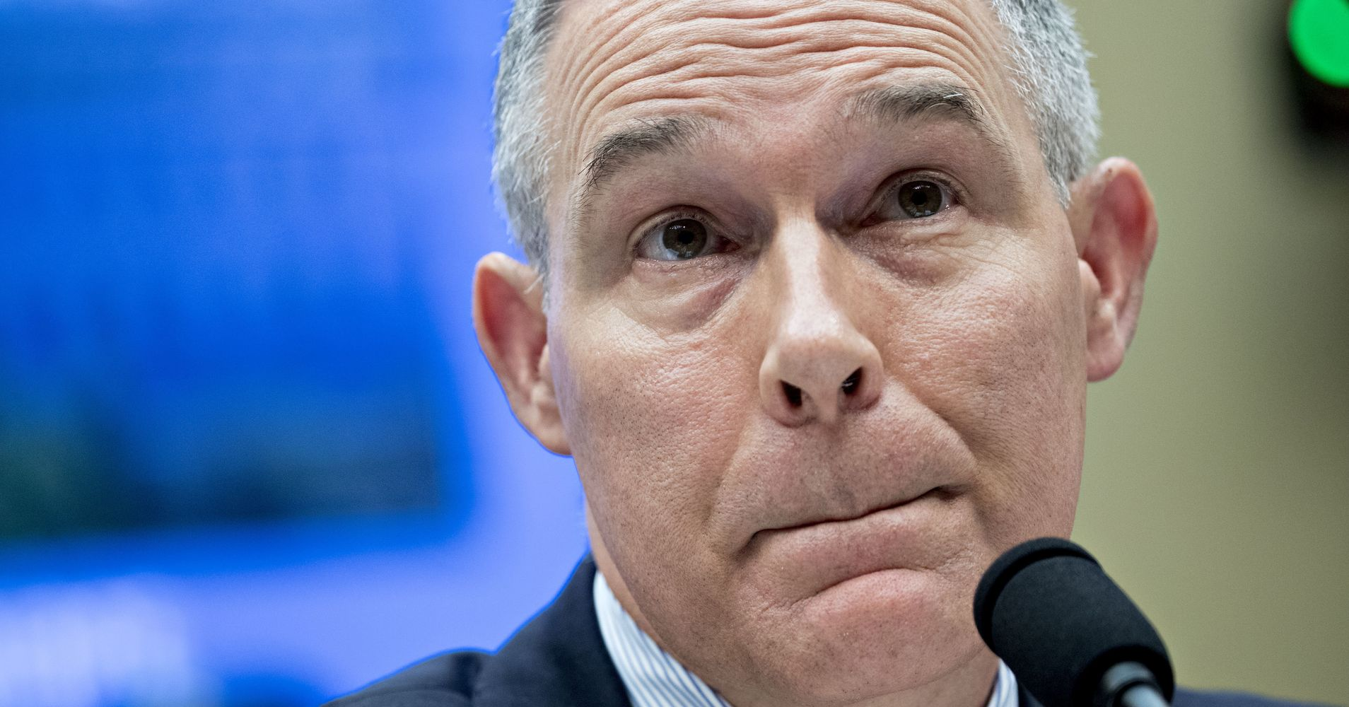 3 Top Officials Leave EPA Amid Scott Pruitt Scandals ...