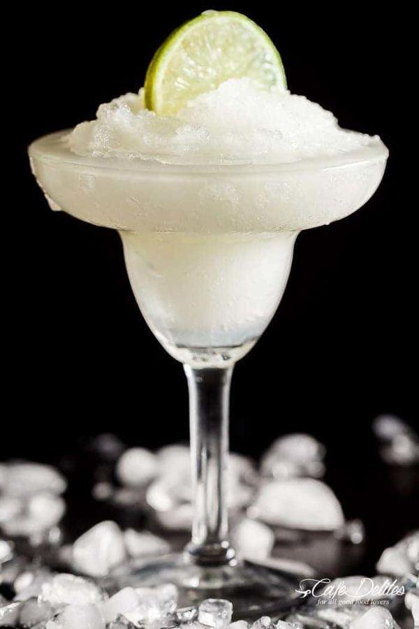"<strong>Get the <a href=""https://cafedelites.com/frozen-margarita-slushy/"" target=""_blank"">Frozen Margarita Slushy</a> recipe"