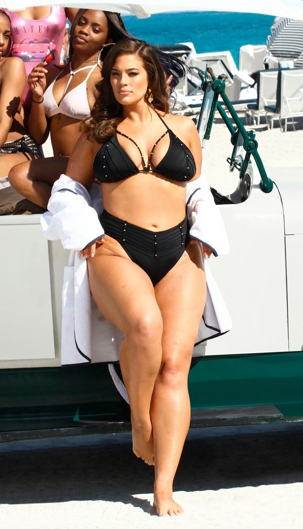 """$120. Get it <a href=""""https://www.swimsuitsforall.com/Ashley-Graham-x-Swimsuits-For-All-Whoopee-Bikini#rrec=true"""" target=""""_bl"""