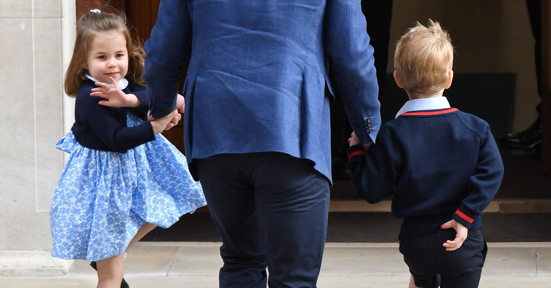 31 Adorable Photos Of Princess Charlotte Huffpost