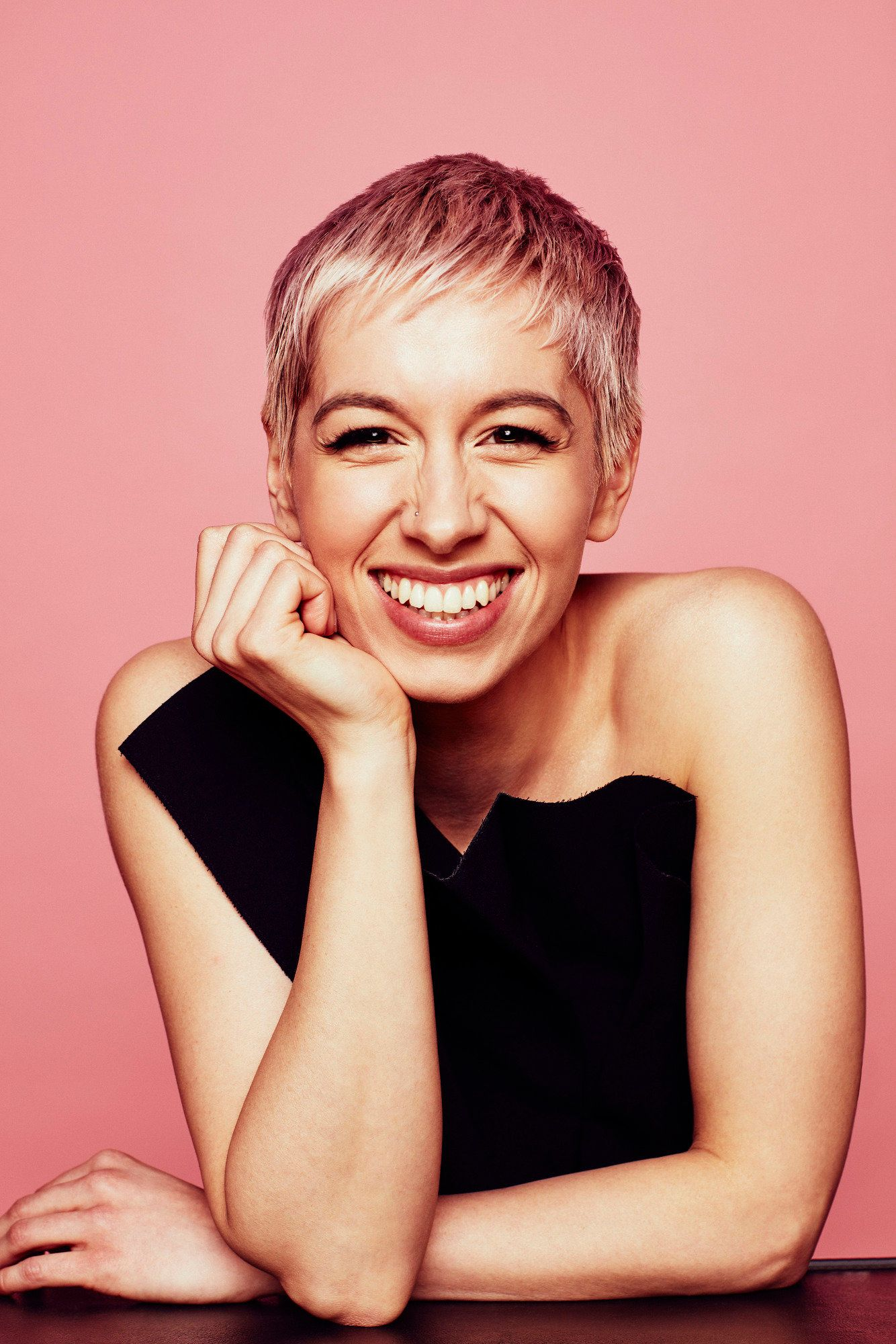 UK Entrant SuRie Reveals How She Thinks The Eurovision Song Contest 'Could Save The World'