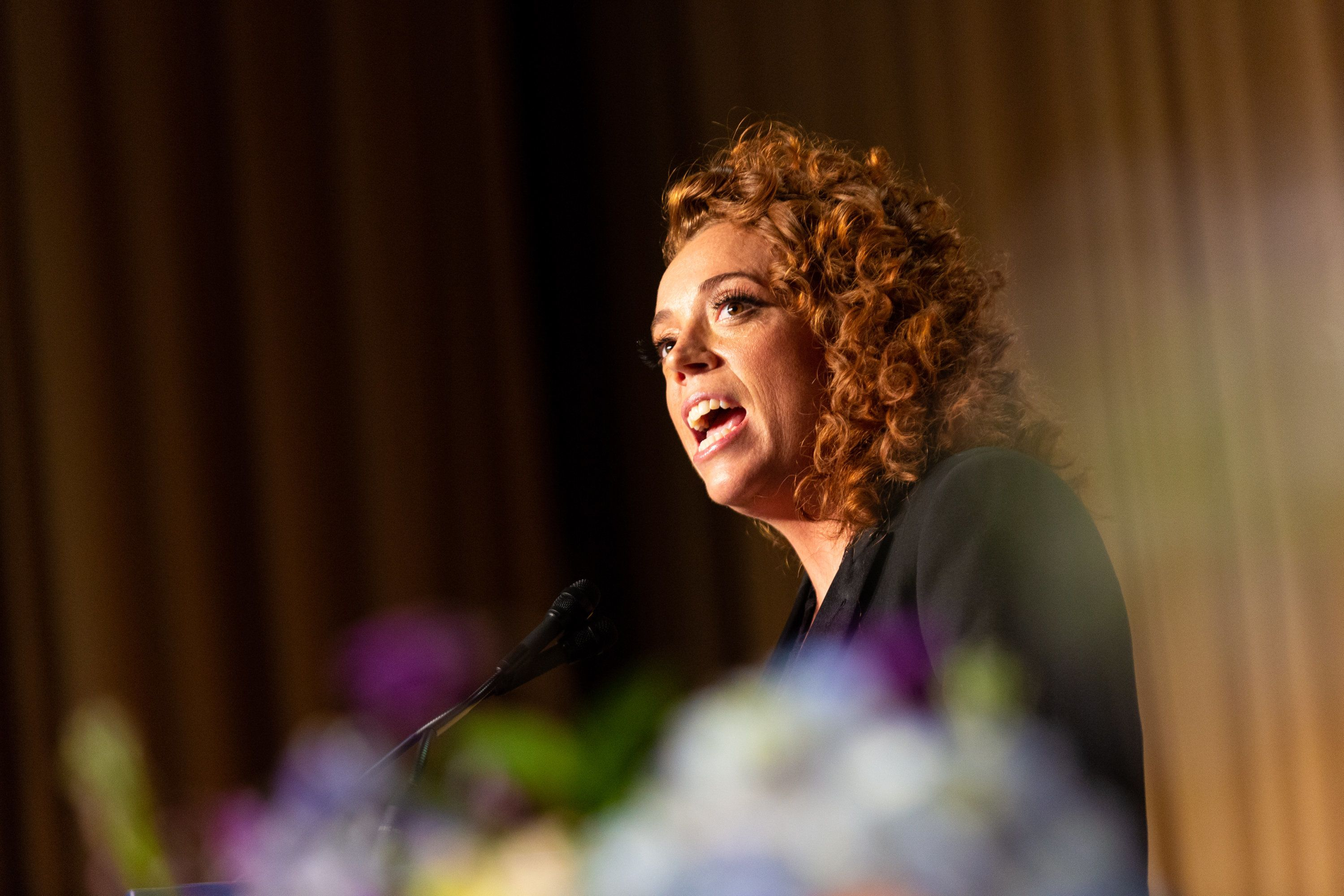 The internet has beenfixated onMichelle Wolf's jokes at the White House Correspondents' Association dinner.