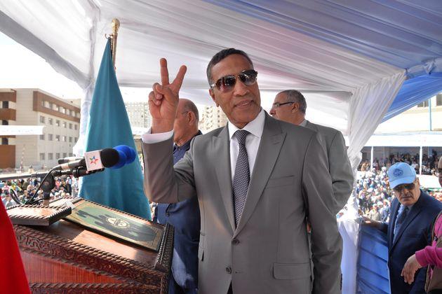 Miloudi Moukharik, secrétaire général de l'Union marocaine du Travail