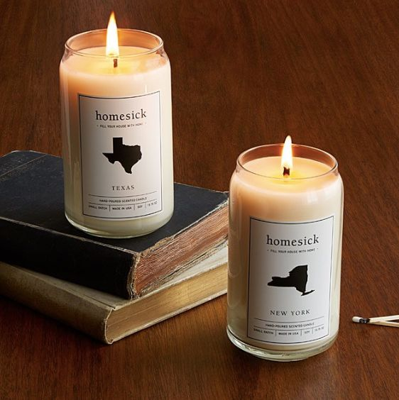 """Get it at <a href=""""https://www.uncommongoods.com/product/homesick-candles"""" target=""""_blank"""">Uncommon Goods</a>."""