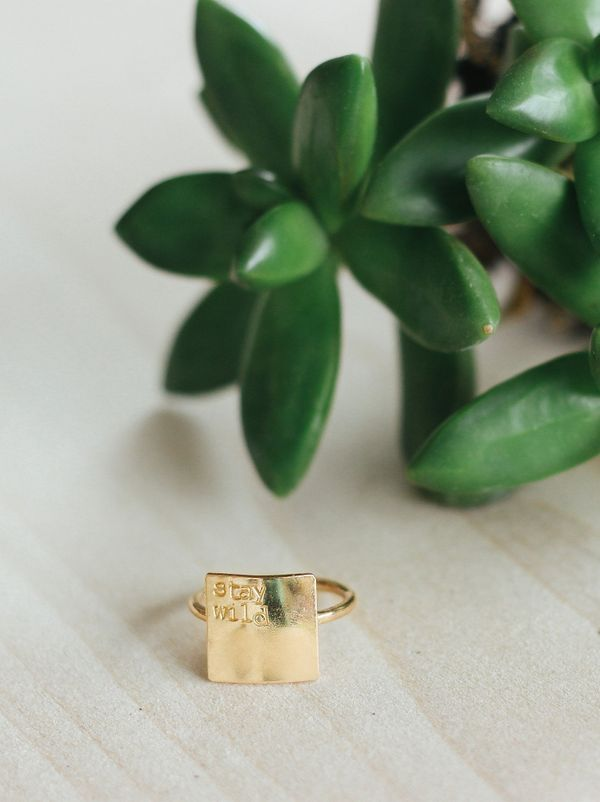 """Get it on <a href=""""https://www.livefashionable.com/collections/rings/products/phrase-ring"""" target=""""_blank"""">ABLE</a>."""