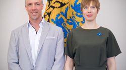 Interview mit Kersti Kaljulaid, Staatspräsidentin der Republik Estland: Wir sind nicht der Wilde Westen der digitalen Welt -...