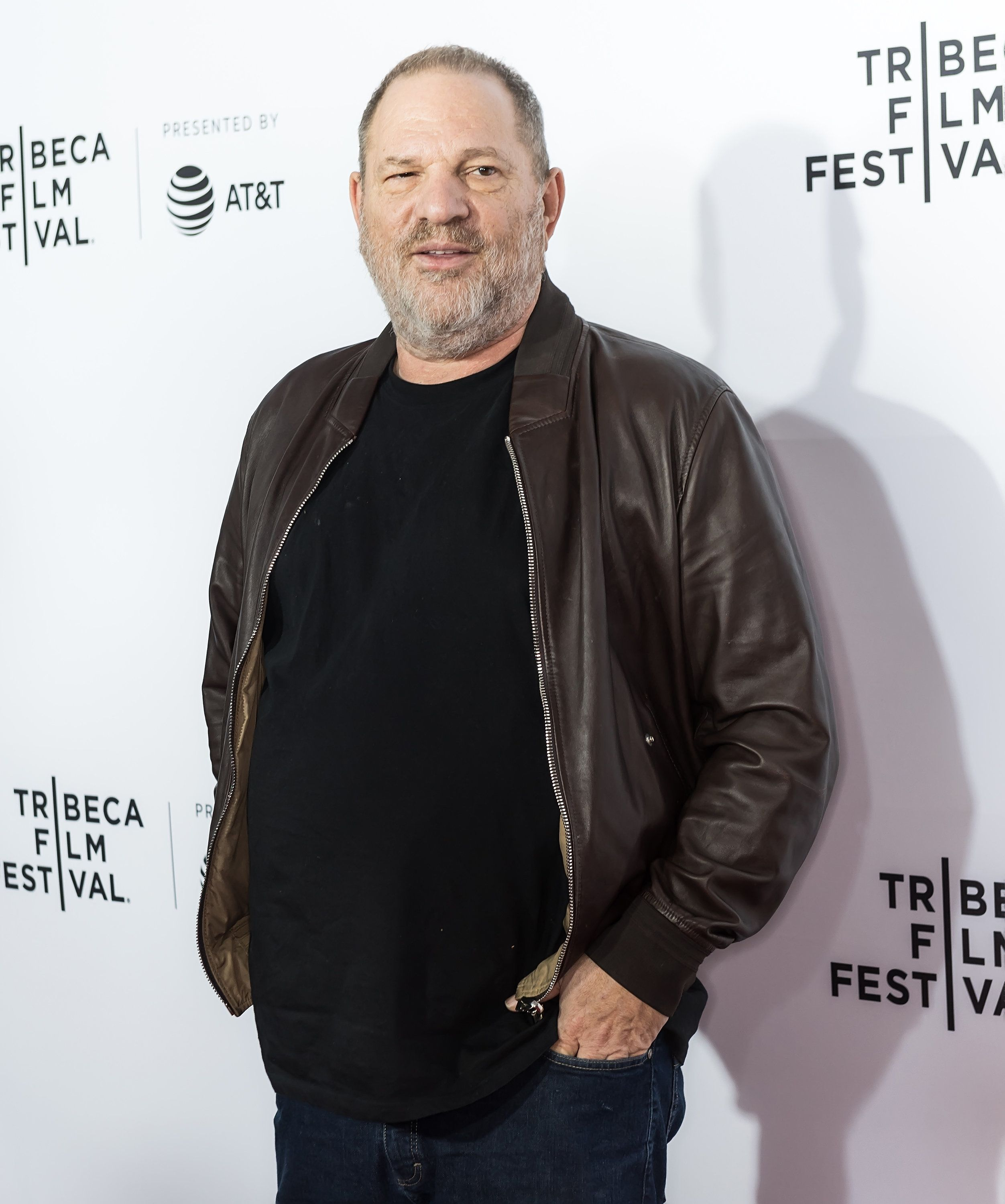 Harvey Weinstein, seen here in April 2017, has been accused by more than 80 women of a range of sexual