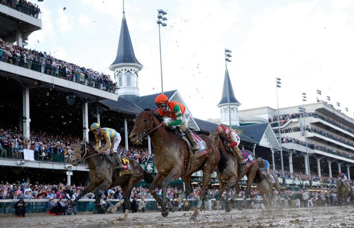 Indiana public health officials recommended last month that those traveling to the Kentucky Derby get a hepatitis A