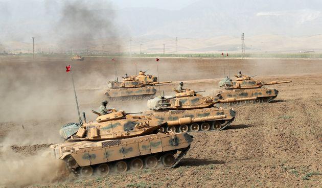 Αύξηση των αμυντικών δαπανών σε παγκόσμιο επίπεδο. 900δισεκ ευρώ το 2017 από τις χώρες του ΝΑΤΟ, μείωση...