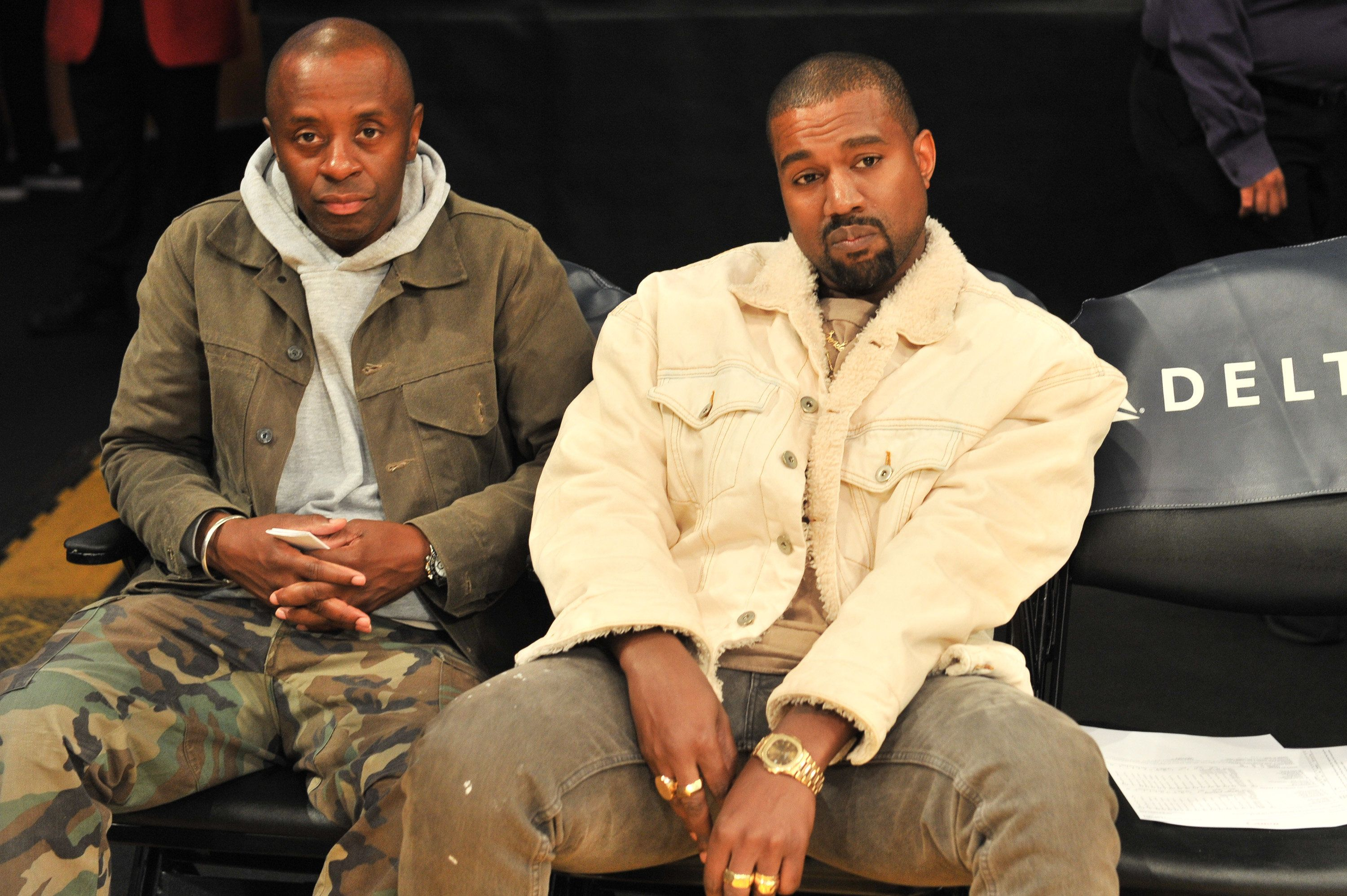 Kanye West has suggested 400 years of black slavery was a